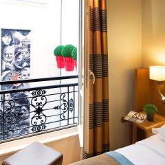 Hotel Le Six балкон