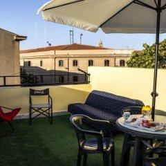 Отель B&B Porta Nuova Италия, Палермо - отзывы, цены и фото номеров - забронировать отель B&B Porta Nuova онлайн балкон