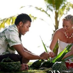 Отель Lomani Island Resort - Adults Only фитнесс-зал