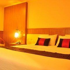 Отель Dream Town Pratunam Бангкок комната для гостей фото 3
