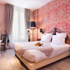 Отель Hôtel Le Grimaldi by Happyculture Франция, Ницца - 6 отзывов об отеле, цены и фото номеров - забронировать отель Hôtel Le Grimaldi by Happyculture онлайн комната для гостей фото 3
