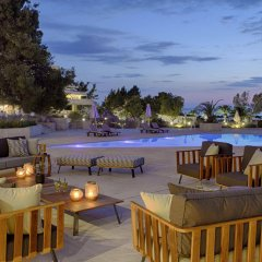 Porto Carras Meliton Hotel бассейн