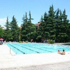 Отель Excel Milano 3 Базильо бассейн
