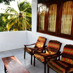 Отель Star Holiday Resort Хиккадува балкон