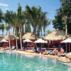 Hard Rock Hotel Pattaya пляж