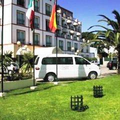 Hotel Mónaco городской автобус