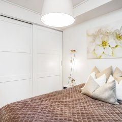 Отель Nordic Host Luxury Apts-C.Krohgs Gate 39 комната для гостей фото 3