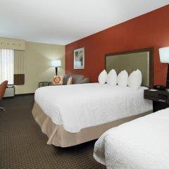 Отель Hampton Inn Columbus-International Airport удобства в номере фото 2