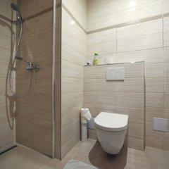 Отель Residence Dobrovskeho 30 Чехия, Прага - отзывы, цены и фото номеров - забронировать отель Residence Dobrovskeho 30 онлайн ванная