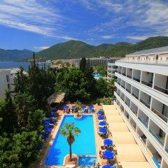 Kayamaris Hotel пляж