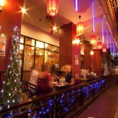 Отель China Town Бангкок развлечения