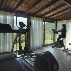 Отель Dionysos фитнесс-зал фото 3