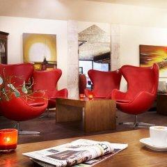 Отель Dusseldorf City by Tulip Inn Германия, Дюссельдорф - 3 отзыва об отеле, цены и фото номеров - забронировать отель Dusseldorf City by Tulip Inn онлайн интерьер отеля фото 3
