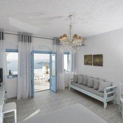 Отель Andromeda Villas Греция, Остров Санторини - 1 отзыв об отеле, цены и фото номеров - забронировать отель Andromeda Villas онлайн комната для гостей фото 4