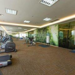 Отель Sunway Hotel Seberang Jaya Малайзия, Себеранг-Джайя - отзывы, цены и фото номеров - забронировать отель Sunway Hotel Seberang Jaya онлайн фитнесс-зал фото 2
