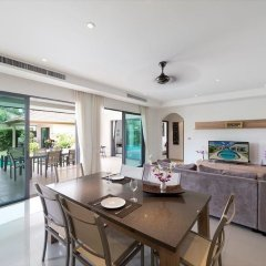 Отель Asia Baan 10 pool Villas комната для гостей фото 5