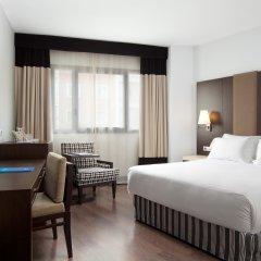 Отель NH Madrid Sur комната для гостей фото 2