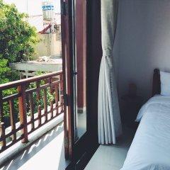 Отель Camellia Flavor Villa балкон