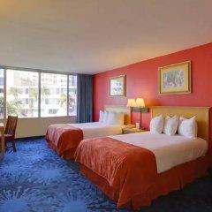 Отель Dolphin Beach Resort комната для гостей фото 3