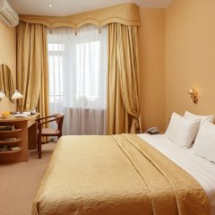 Гостиница Октябрьская, Нижний Новгород комната для гостей фото 4