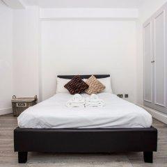 Отель 1 Bedroom Apartment Close to Museums in South Kensington Великобритания, Лондон - отзывы, цены и фото номеров - забронировать отель 1 Bedroom Apartment Close to Museums in South Kensington онлайн комната для гостей фото 2