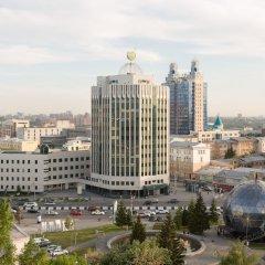 Отель DoubleTree by Hilton Novosibirsk Новосибирск
