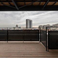 Отель Sweet Inn Apartments - Toison D'or Бельгия, Брюссель - отзывы, цены и фото номеров - забронировать отель Sweet Inn Apartments - Toison D'or онлайн балкон