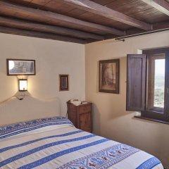 Отель Eremo Delle Grazie Сполето комната для гостей фото 2