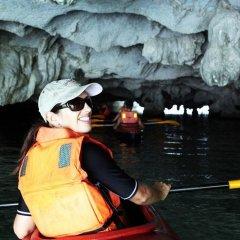 Отель Marguerite Cruises Вьетнам, Халонг - отзывы, цены и фото номеров - забронировать отель Marguerite Cruises онлайн развлечения