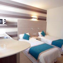 Отель Day's Inn Hotel & Residence Мальта, Слима - отзывы, цены и фото номеров - забронировать отель Day's Inn Hotel & Residence онлайн комната для гостей фото 5
