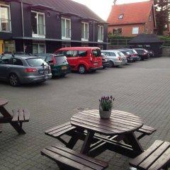 Отель Danhostel Kolding парковка