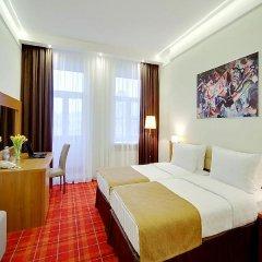 Best Western PLUS Centre Hotel (бывшая гостиница Октябрьская Лиговский корпус) 4* Стандартный номер с 2 отдельными кроватями