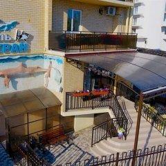 Гостиница Катран в Анапе отзывы, цены и фото номеров - забронировать гостиницу Катран онлайн Анапа бассейн