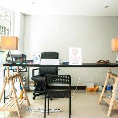 Отель Nida Rooms Khlong Toei 635 Gallery Бангкок интерьер отеля фото 3