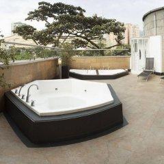 Porton Medellin Hotel бассейн