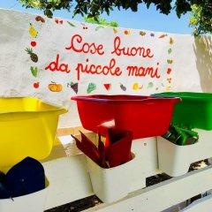 Отель Case Barolo Сиракуза детские мероприятия