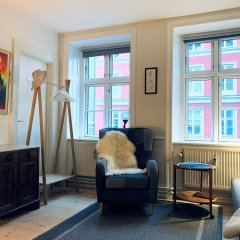Отель 1 bedroom apt close to the queen 200-1 Дания, Копенгаген - отзывы, цены и фото номеров - забронировать отель 1 bedroom apt close to the queen 200-1 онлайн интерьер отеля фото 2