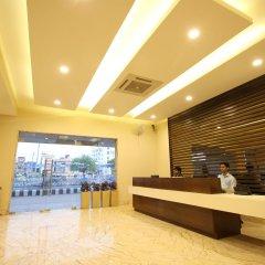 Отель Le ROI Raipur Индия, Райпур - отзывы, цены и фото номеров - забронировать отель Le ROI Raipur онлайн интерьер отеля
