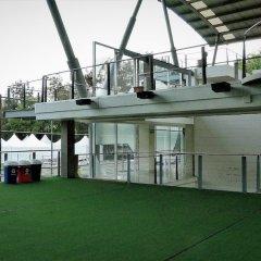 Отель Sport Aristos Boutique Мехико спортивное сооружение