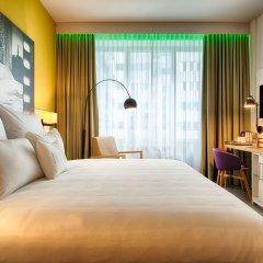 Отель NYX Hotel Milan by Leonardo Hotels Италия, Милан - 1 отзыв об отеле, цены и фото номеров - забронировать отель NYX Hotel Milan by Leonardo Hotels онлайн комната для гостей