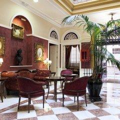 Отель Cervantes Испания, Севилья - отзывы, цены и фото номеров - забронировать отель Cervantes онлайн интерьер отеля фото 2