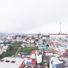 Mai Hoang Hotel Далат балкон