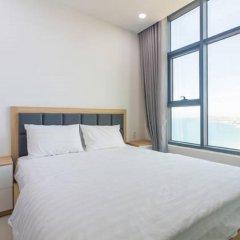 Апартаменты Beach Front Apartments Nha Trang комната для гостей