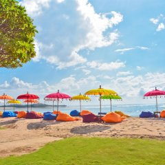 Отель Ayodya Resort Bali Индонезия, Бали - - забронировать отель Ayodya Resort Bali, цены и фото номеров приотельная территория фото 2