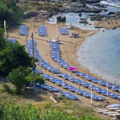 Numa Beach & Spa Hotel Турция, Аланья - отзывы, цены и фото номеров - забронировать отель Numa Beach & Spa Hotel - Adults Only - All Inclusive онлайн пляж