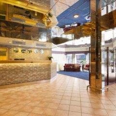 Отель Scandic City Fredrikstad Фредрикстад интерьер отеля фото 2
