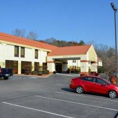 Отель Clarion Inn Chattanooga США, Чаттануга - отзывы, цены и фото номеров - забронировать отель Clarion Inn Chattanooga онлайн парковка