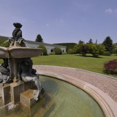 Parco Hotel Sassi бассейн
