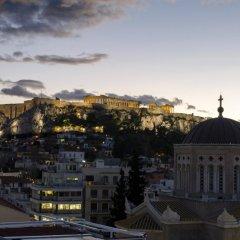 Отель Athens La Strada балкон