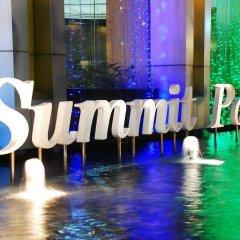 Отель Summit Pavilion Бангкок помещение для мероприятий фото 2